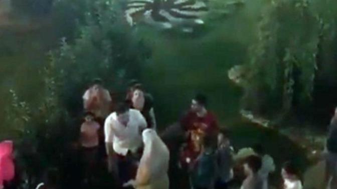 Mersin'de Ürdünlü Çocuğu Tokatlayan Şahıs Gözaltında