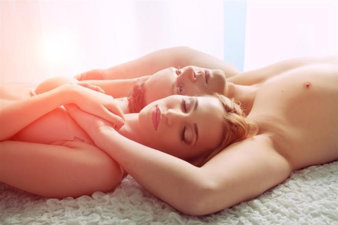 Cinsel Yaşam İçin Masaj ve Masaj Yağının Önemi!