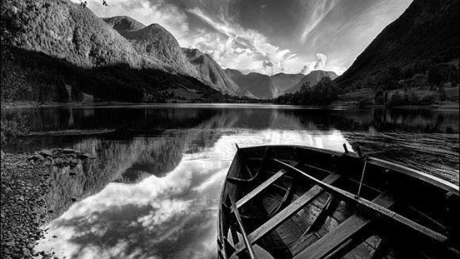 Neymiş Bu Siyah Beyaz Fotoğrafların Sırrı?