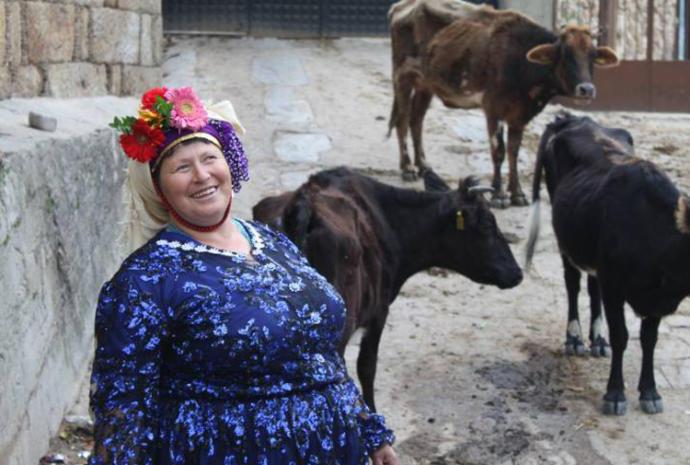 Renga Renga Renk: Onlar Türkiyenin Çiçek Başlı Kadınları