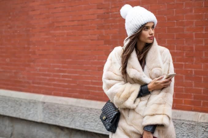 Kışın Bereyle Kullanılabilecek Minnoş Saç Önerileri