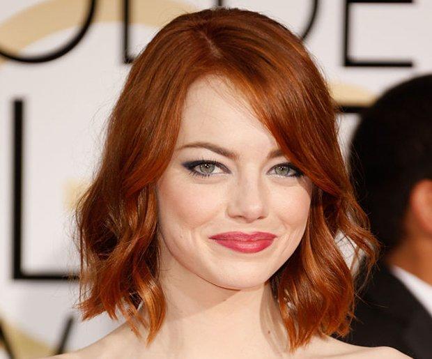 Kızıl Saçlarıyla Adeta Göz Kamaştıran Ünlüler!