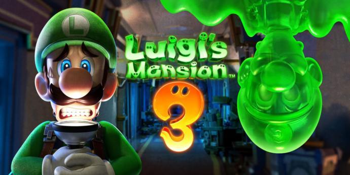 Luiginin Kabusu: Luigis Mansion 3 Nintendo Switche Çıktı!