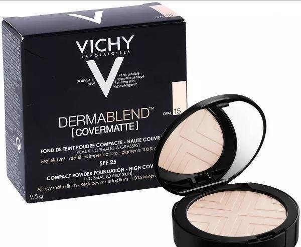 Vichy Dermablend Mineral Kompakt Toz Fondöten