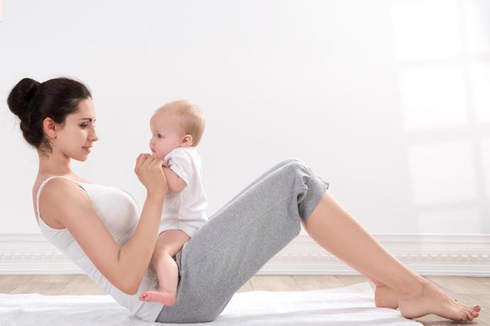 Doğumun Ardından Kadın Vücudunda Neler Olur?