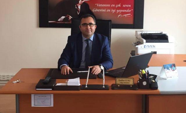 Mehmetçik İlkokulu Müdürü Kuddusi Kurt
