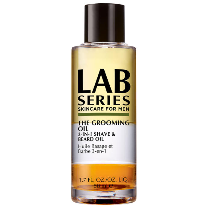 Lab Series The Grooming Oil 3 in 1 Shave and Beard Oil