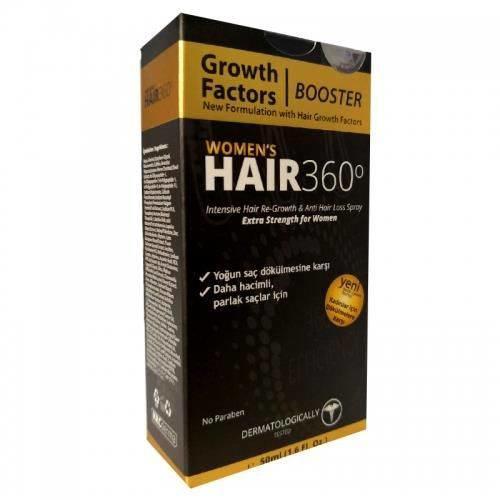 Hair 360 Mens Hair Sprey 50ml - Erkekler için Saç Spreyi
