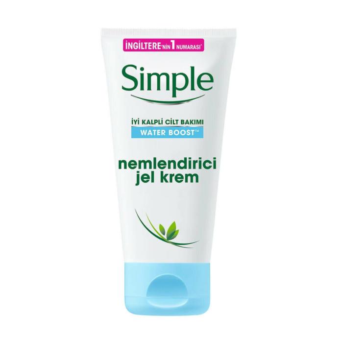 Simple Water Boost Nemlendirici Jel Krem