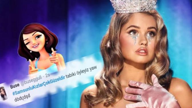 #SamsunluKizlarCokGuzeldir Hashtag'ini Tiye Alan Twitter'ın Muzip Kullanıcılarının Komik Tweetleri