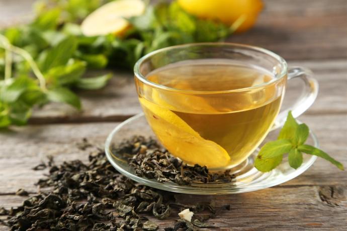 nane-limon çayı