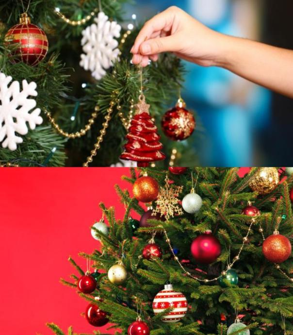 Yılbaşı Ağacı İçin Alışverişe Hazır mısınız? Gelin, Birlikte Süsleyelim  🎄