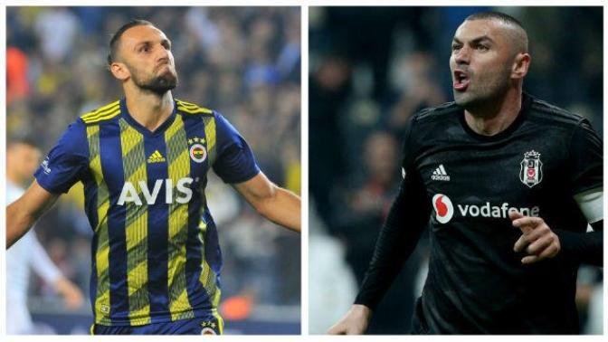 Kaybedenin Yanacağı Zirve Mücadelesinde Yılın Son Derbisi: Fenerbahçe - Beşiktaş