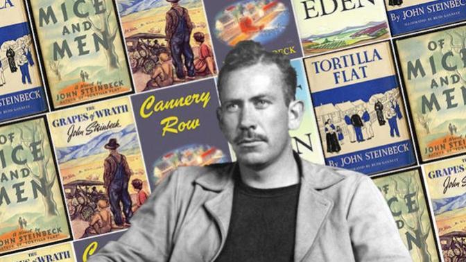 Nobel Ödüllü, Dünyaca Ünlü Yazar John Steinbeck'in Hayatını Ve Eserlerini Mercek Altına Alıyoruz!