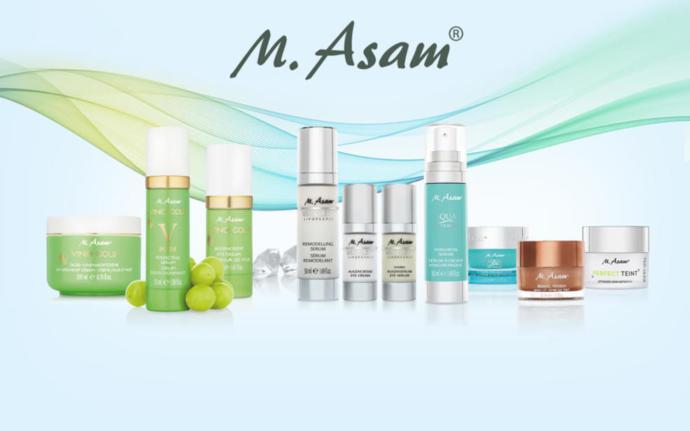 M. ASAM ürünleri