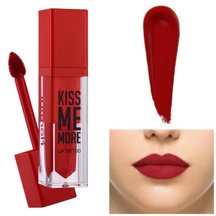 Flormar Kiss Me More Lip Tattoo 11 Candy