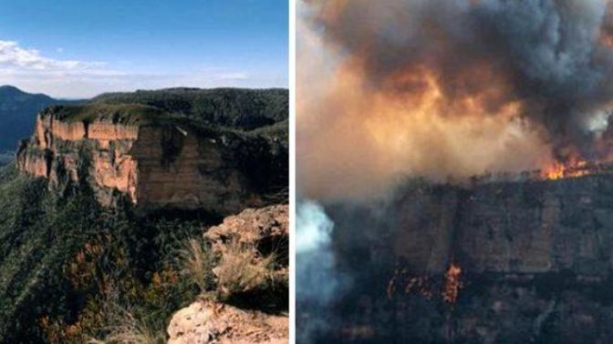 Aylardır Söndürülemiyor, Dünyanın Ciğerleri Kanıyor: Avustralya Yangınının Öncesi ve Sonrası