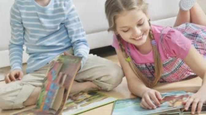 Çocuklara Okumayı Sevdiren Kitaplar!