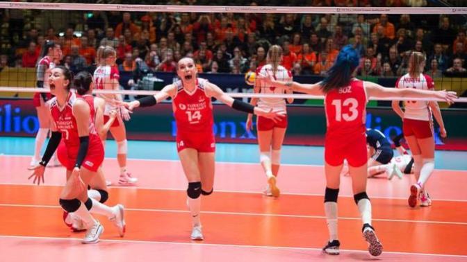 Türkiye - Almanya Final Maçı Kanal D'de Yayınlanacak