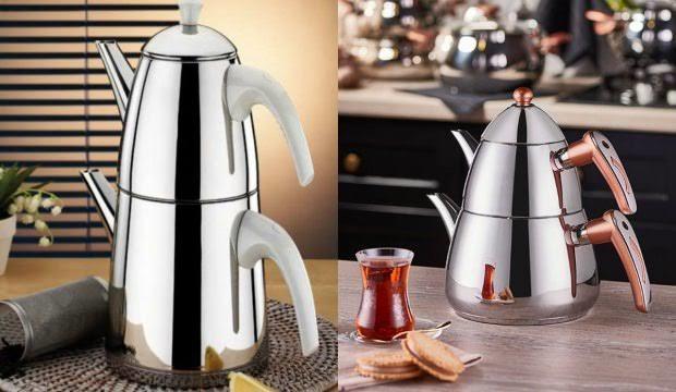 Kireçlenmiş Çaydanlıkları Pırıl Pırıl Yapma Yöntemleri