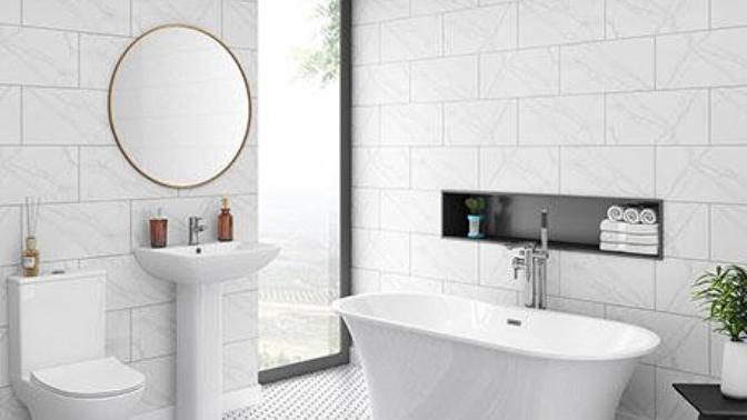 Fayans Temizleyici Taktikler ile Bembeyaz Bir Banyo Hayal Değil