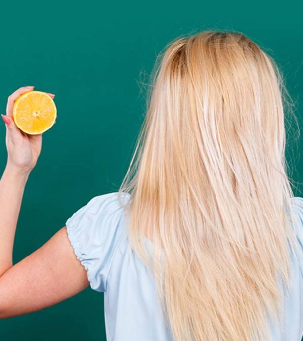 Saç Bakımının Olmazsa Olmazı: Limon Suyu