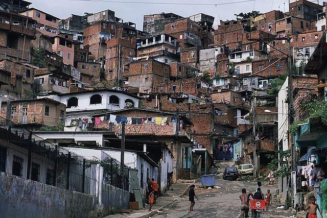 Polislerin Bile Giremediği Dünyanın En Tehlikeli Mahallesi!