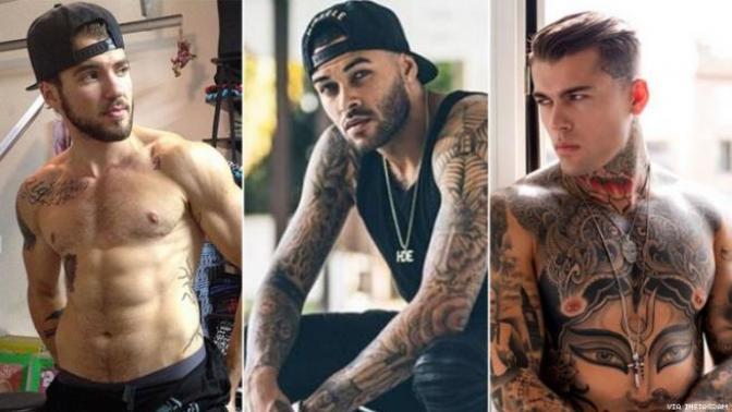 Dövme Yaptıracak Erkekler Buraya! Erkekleri Seksi Gösterecek Muhteşem Dövme Modelleri