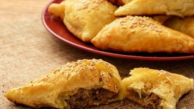 Çatkapı Gelen Misafir Böreği İsteyenler İçin Patatesli Milföy Böreği Yaptım🌟