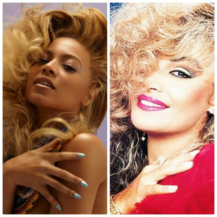 Beyonce & Bergen