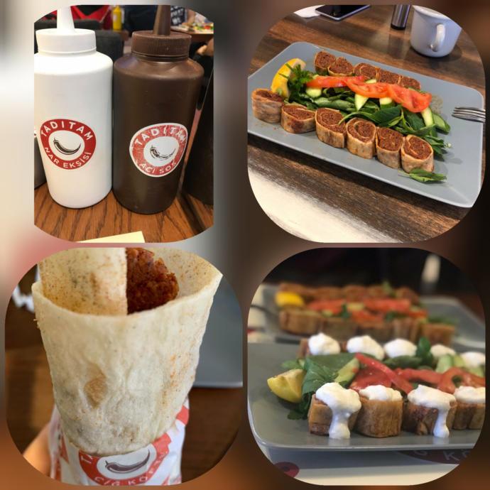 Adıyaman'dan Japonya'ya Çiğ Köftenin Sushi Hali! Tadıtam Çiğköfte