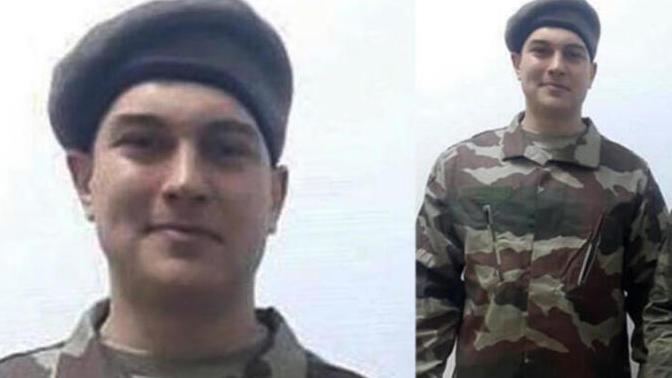 Çağatay Ulusoy Asker Oldu! İşte Kışladan İlk Fotoğraf