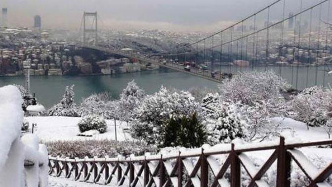 İBB Duyurdu: İstanbul'da Bugün Kar Yağışı Bekleniyor
