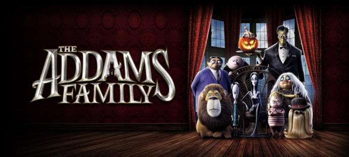 Ürkütücü Aile: The Addams Family