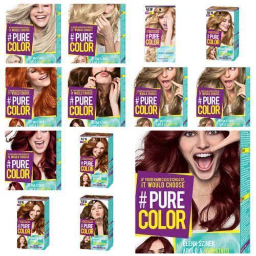 Schwarzkopf Pure Color Saç Boyası