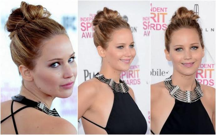 Ayrılmaz İkili: Jennifer Lawrence ve Meşhur Lob Kesimi Saç Modelleri