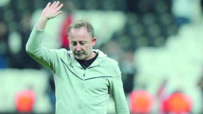 Sergen Yalçın Beşiktaş Teknik Direktörü Oldu