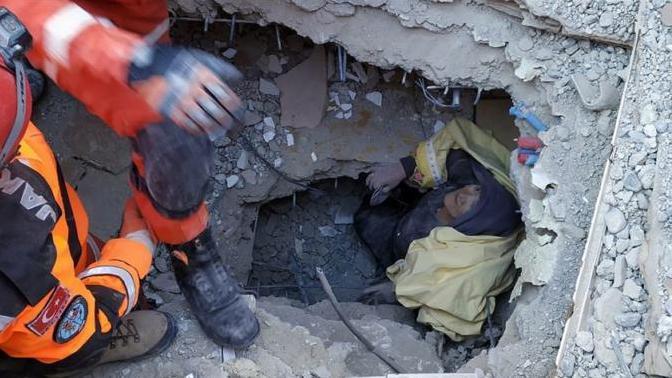 AFAD: Merkez Üssü Elazığ Sivrice Olan Depremde 41 Kişi Hayatını Kaybetti