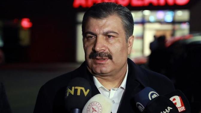 Sağlık Bakanı Fahrettin Koca Aksaray'da Koronavirüs Şüphesiyle Gözlem Altında Tutulan 12 Kişi Hakkında Açıklama Yaptı