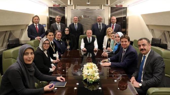 Cumhurbaşkanı Erdoğan: Kudüs, İsrail'in Olamaz