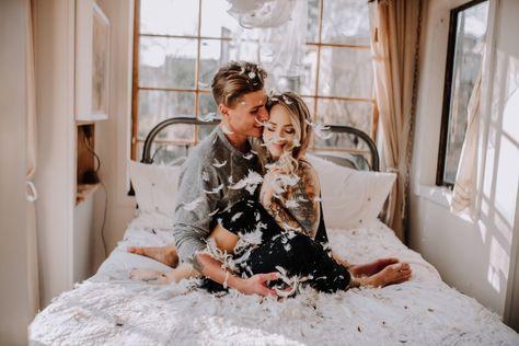 Sevgililer Günü İçin En Güzel Hediyeniz Yatağınızdaki Birkaç Pozisyon Olsun!