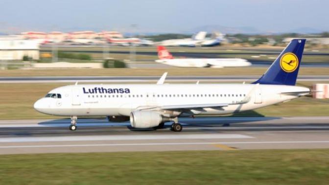 Lufthansa 9 Şubat'a Kadar Çin'e Tüm Uçuşlarını Durdurdu