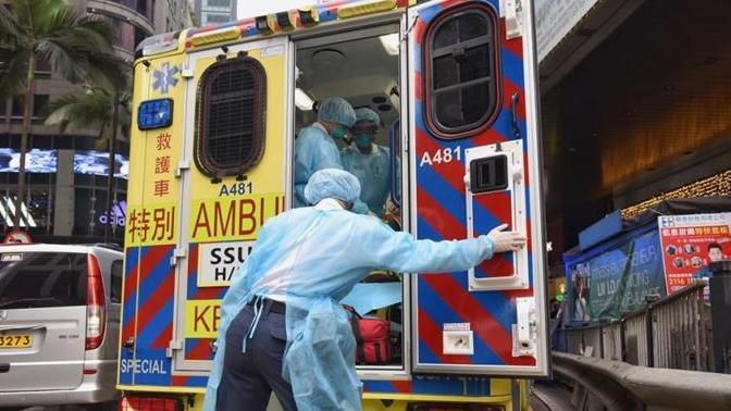 Çin'de Koronavirüsten Ölenlerin Sayısı 213'e Ulaştı