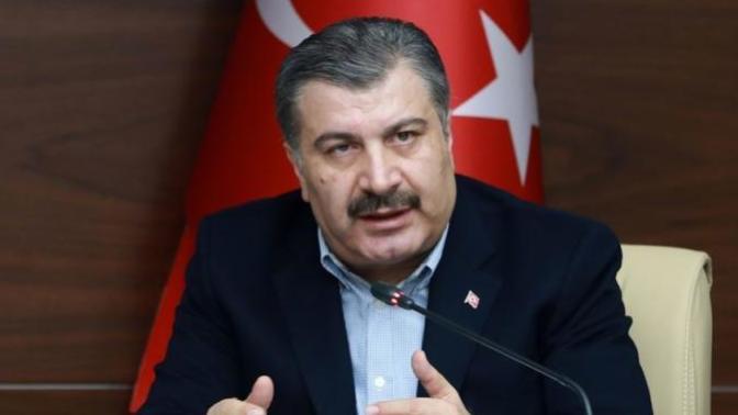Sağlık Bakanı Fahrettin Koca: Türkiye'de Koronavirüs Yok