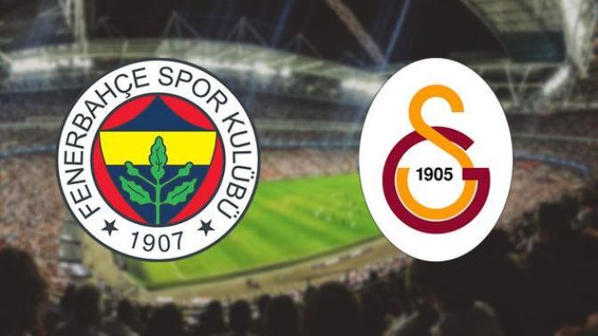 Fenerbahçe-Galatasaray Derbisi 23  Şubat  Pazar Saat 19.00'da