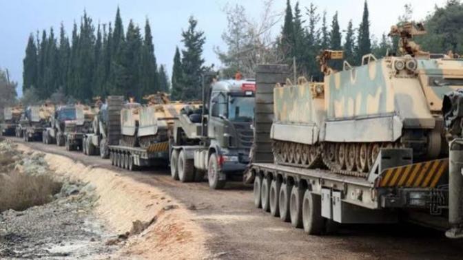İdlib'de 5 Asker, 3 Sivil Personel Şehit Oldu
