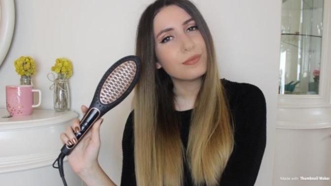 Taraklı Düzleştirici 101: Saç Düzleştirmek Şakaya Gelmez!