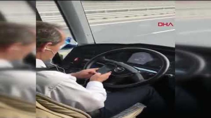 Polis 50 Kişinin Hayatını Tehlikeye Atan Bu Şoförü Arıyor