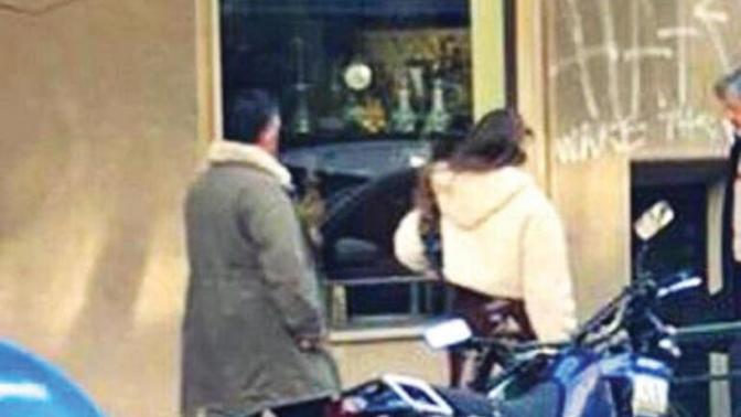 Atina'da Büyük Aşk: Cem Yılmaz - Serenay Sarıkaya