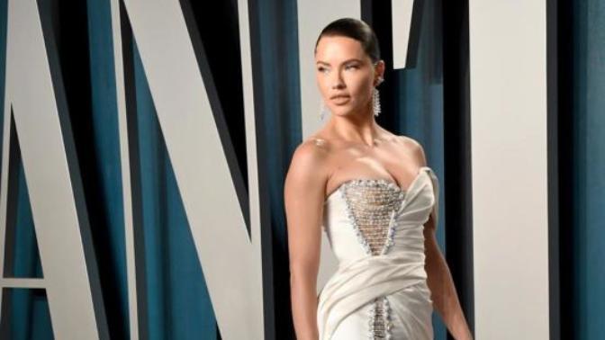 Oscar Partisinde Adriana Lima Rüzgarı Esti